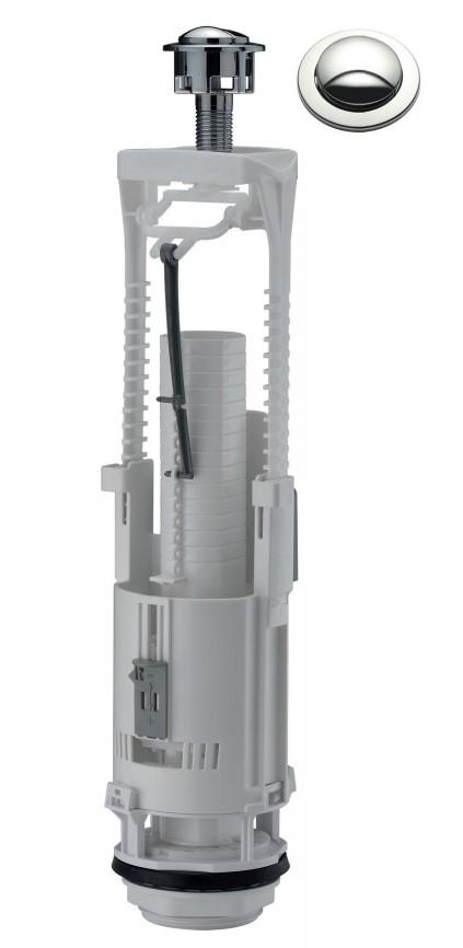SIAMP - Zawór spustowy uniwersalny 3/6 litra BRIO