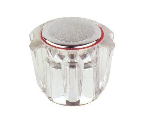 ARMATURA KRAKÓW - Uchwyt ośmiokątny do baterii czerwony lub niebieski 892-262-89 / 892-261-89