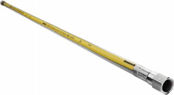 ARMATURA KRAKÓW - przewód elastyczny do gazu  649-100-11