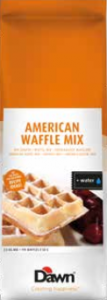 GOFRY AMERICAN WAFFLE MIX 3,5 KG