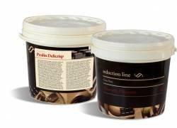 PRALIN DELICRISP BLANC 5 kg - Delikatna pasta z dodatkiem chrupkich, maslanych Delicrisp