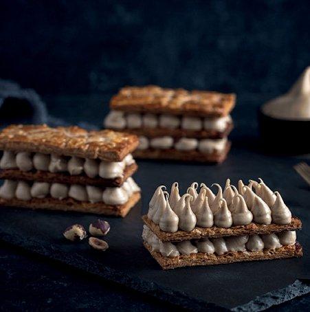 White Choco Hazelnut Spread | Orzechowe Nadzienie Białe | 6kg