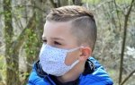 xBREATHE TRIANGLE Maska Wielorazowa Premium Filtr HEPA 2x