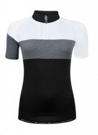 FORCE VIEW LADY koszulka rowerowa damska