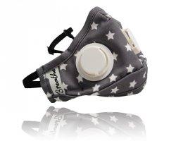 xBREATHE Stars Higieniczna Maska Przeciwpyłowa