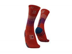 COMPRESSPORT MID COMPRESSION Skarpety kompresyjne