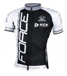 FORCE TEAM koszulka rowerowa