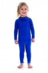 BRUBECK THERMO KIDS Chłopięce spodnie termoaktywne