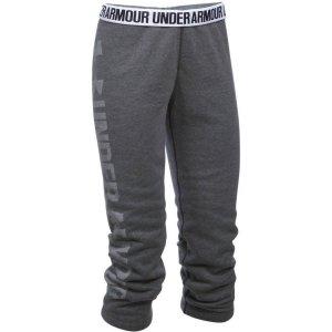 UNDER ARMOUR FAVORITE FLEECE CARPI spodnie treningowe damskie