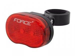 FORCE TRI lampka tylna LED