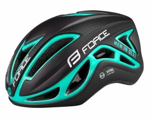 FORCE REX TEAM EDITION Kask rowerowy