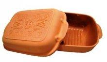 Garnek rzymski do pieczenia EUROPA (PAT10) - od ręki