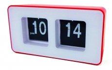 Zegar klapkowy Camry CR 1131 red (czerwony)