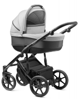 Jedo Koda V21 | Kombi Kinderwagen | Kollektion 2020 / Alu Gestell in Schwarz