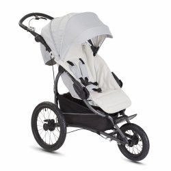 X Run Morning Grey| X-Lander Jogger - Buggy - Kombikinderwagen