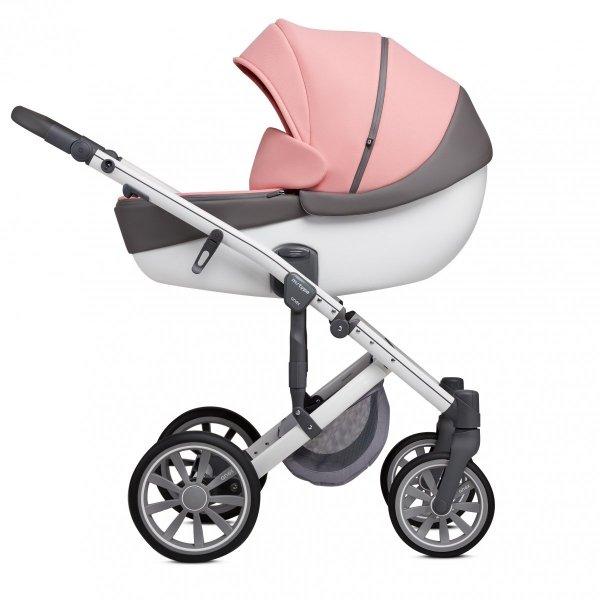 ANEX m-Type SORBET   Kombi-Kinderwagen 2 in 1 mit Babywanne und Sportwagen   oder 3 in 1 mit Autoschale