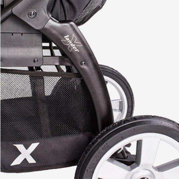 X-Move Daylight Beige| Buggy/ Kombi Kinderwagen X-Lander | + X-Pad Sitzauflage GRATIS
