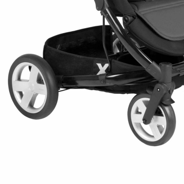 X-Cite Morning Grey| X-Lander - Buggy - Kombikinderwagen