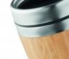 ambeo cup kubek termiczny bambusowy  przykrywka