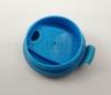 Kubek termiczny 350 ml LADY (biało-niebieski)