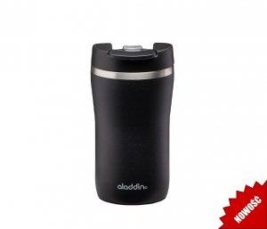 Kubek termiczny Aladdin CAFE Leak-Lock 250 ml (czarny)