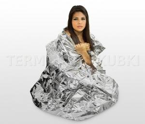 Koc termiczny ASSIST (srebrny)