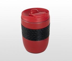 Kubek termiczny JULIET 220 ml (czerwony)