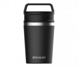 Kubek termiczny Stanley Shortstack 230 ml (czarny)