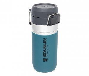 Butelka termiczna STANLEY QUICK FLIP 470 ml (turkusowy)