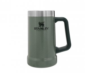 Kubek kufel termiczny STANLEY ADVENTURE VACUUM STEIN 709 ml (zielony)
