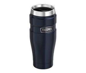 Kubek termiczny Thermos Travel King 470 ml (granatowy)