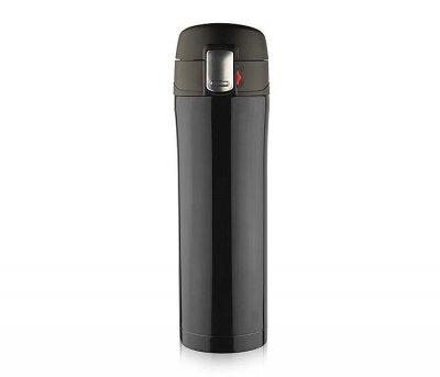 Kubek termiczny OUTER 440 ml (czarny)