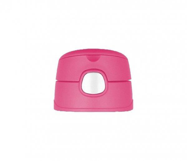 Kubek dla dzieci ze słomką Thermos FUNtainer 355 ml różowy motyw kot