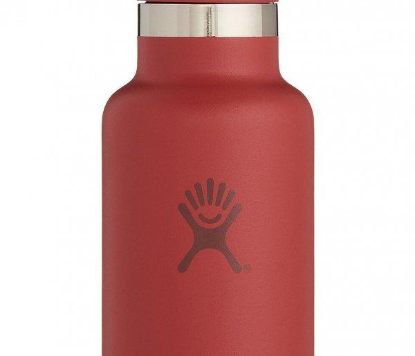 Butelka termiczna Hydro Flask 532 ml Standard Mouth Flex Cap Skyline brick vsco