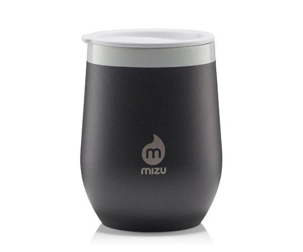 Tumbler ceramiczny MIZU WINE and Matero Yerba Mate 330 ml czarny black