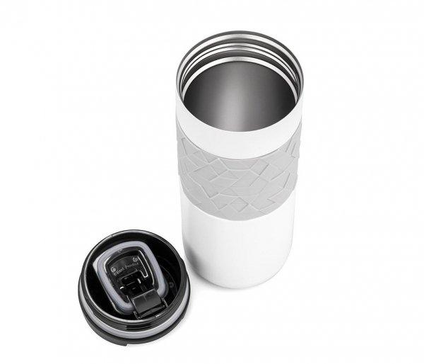 Kubek termiczny Aladdin Easy-Grip Leak-Lock™ 470 ml biały