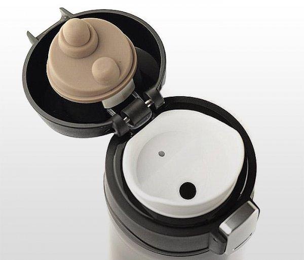 Kubek termiczny OUTER 440 ml K2 (czarny)