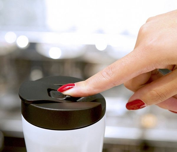Kubek termiczny Aladdin Latte Leak-Lock 250 ml biały