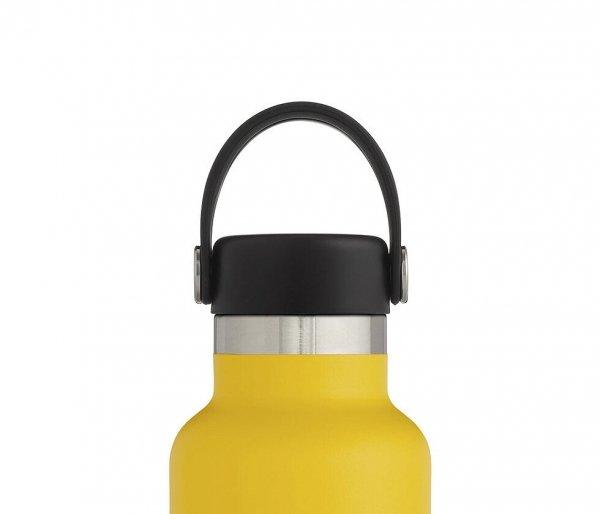 Butelka termiczna Hydro Flask 621 ml Standard Mouth Flex Cap sunflower vsco