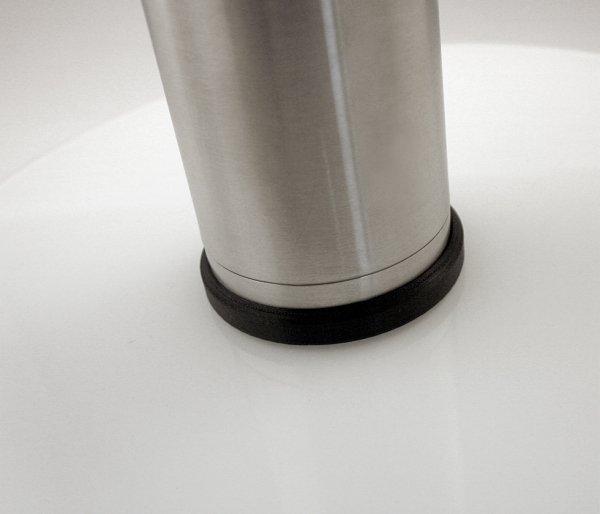 Podkładka zabezpieczająca kubek termiczny M-PAD (czarny)