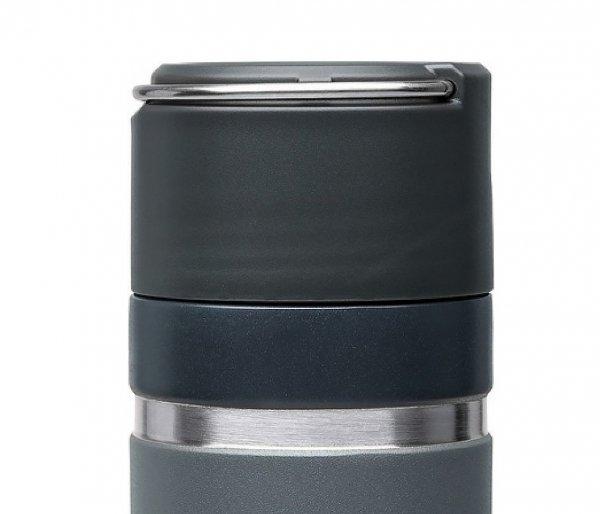 Butelka termiczna GO BOTTLE CERAMIVAC 709 ml STANLEY grafitowy
