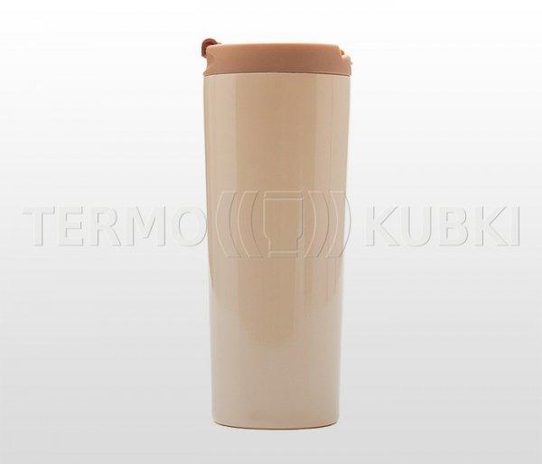 Kubek termiczny MUGSY 450 ml (kawowy)