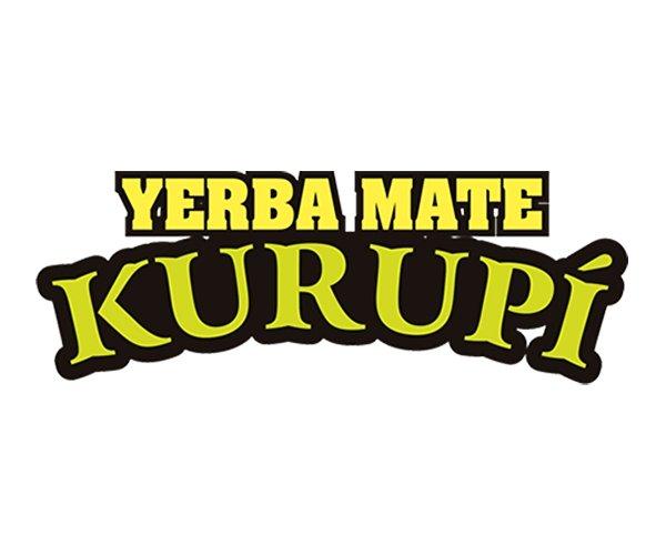 logo yerba mate kurupi
