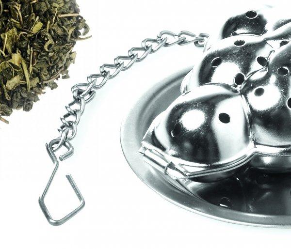 Zaparzacz do herbaty drzewko stalowy