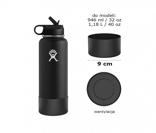 Podkładka silikonowa Hydro Flask Flex Boot Medium 9 cm