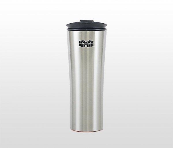 Kubek termiczny MIGHTY MUG Biggie SS 530 ml (srebrny)