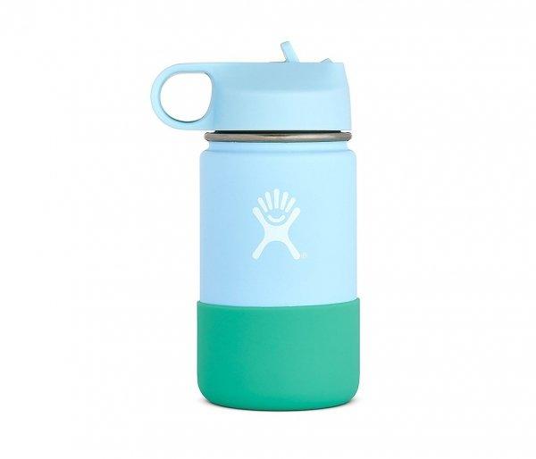 Kubek termiczny dla dzieci Hydro Flask Straw Lid 355 ml błękitny