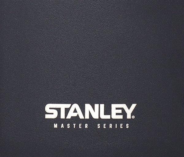 Piersiówka STANLEY MASTER FLASK 236 ml czarny