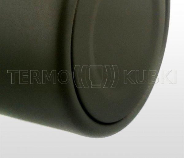 Kubek termiczny MUGSY 450 ml (ciemnozielony)