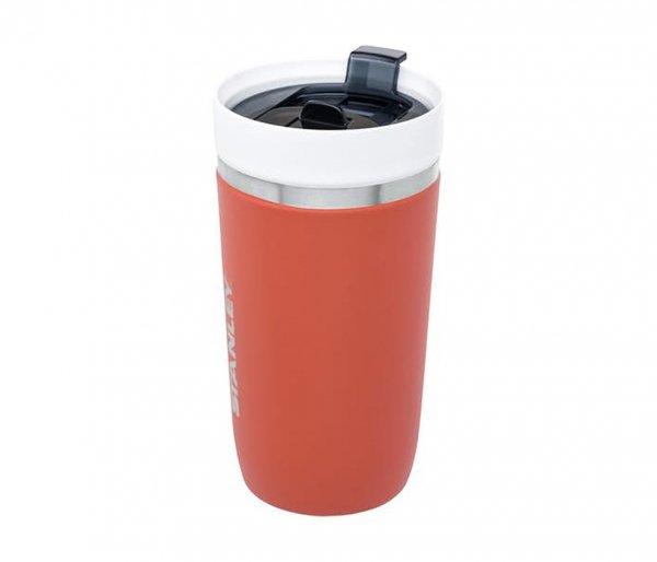 Kubek termiczny GO TUMBLER CERAMIVAC 473 ml STANLEY (czerwony)
